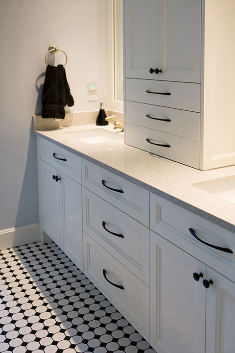 Custom Bathrooms and Flooring