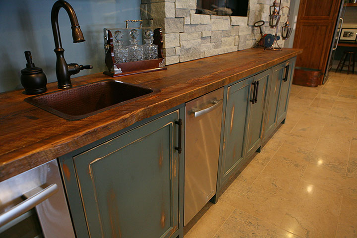 Bruce County Custom Cabinets | Copper & Pine Custom Kitchen Cabinets