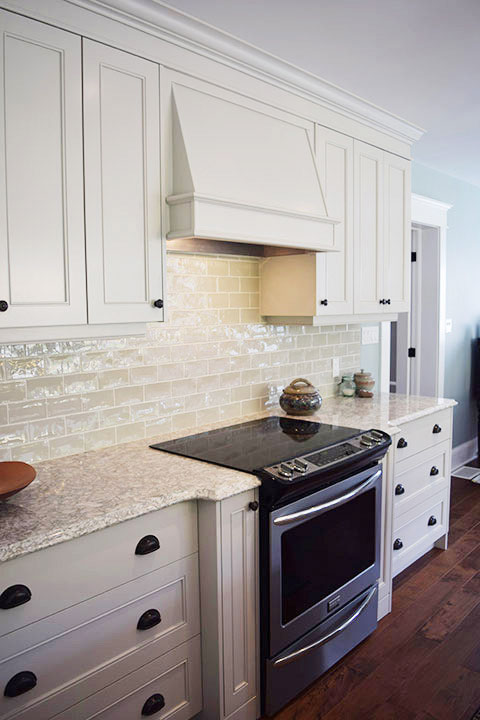 Bruce county custom cabinets light taupe kitchen with a for Bruce kitchen cabinets