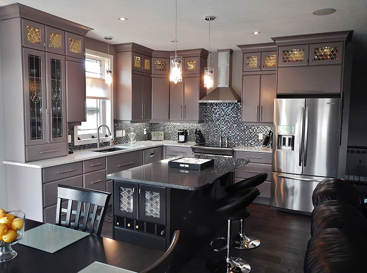 bruce county custom cabinets | kitchens