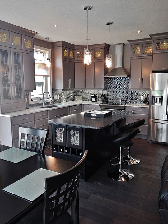 Custom Cabinets and Kitchen Renovations Ontario