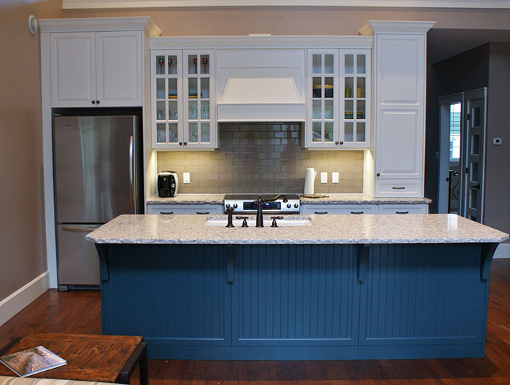 Custom Cabinets and Kitchens