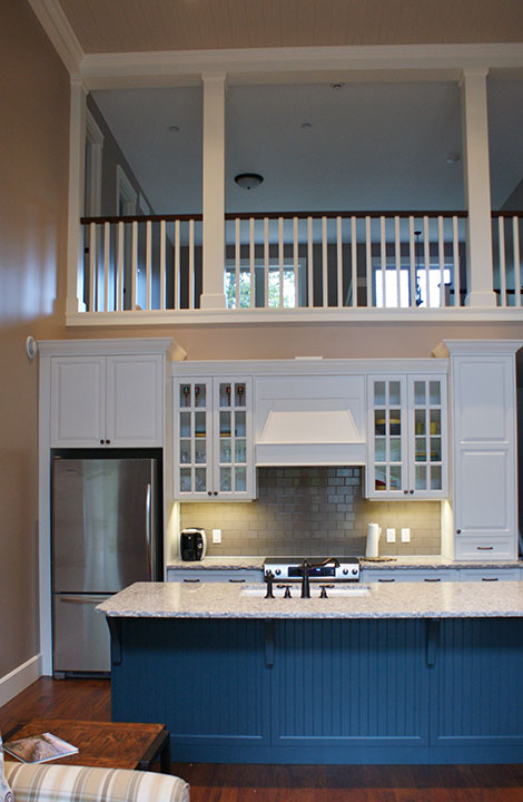 Custom Kitchens & Kitchen Cabinets