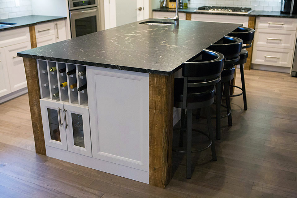 Southampton Custom Kitchen Cabinets