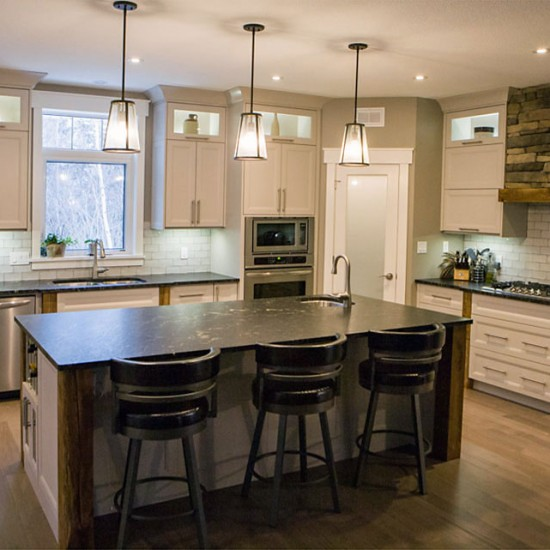 Custom Kitchen Cabinets Port Elgin