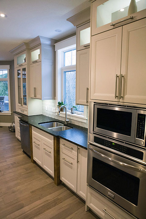 Custom Kitchen Cabinets and Finishes Port Elgin Southampton