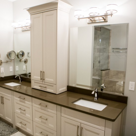 Custom Bathroom Cabinets Port Elgin