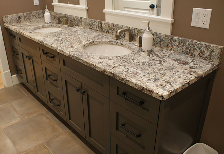 Bathroom Cabinets and Counters Ontario