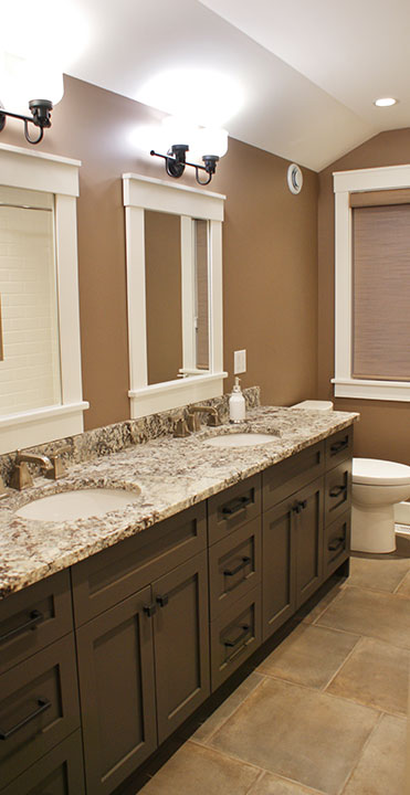 Bathroom Counters and Cabinets southampton
