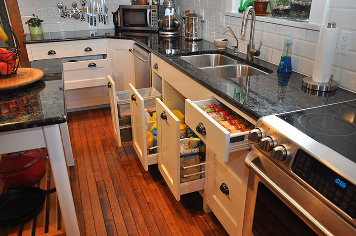 Ontario Kitchen Renovations and Custom Cabinets