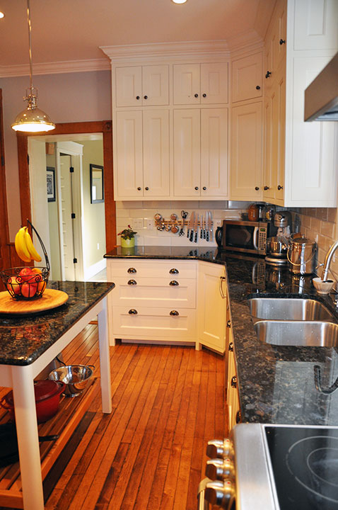 Small Kitchen Renovations in Ontario