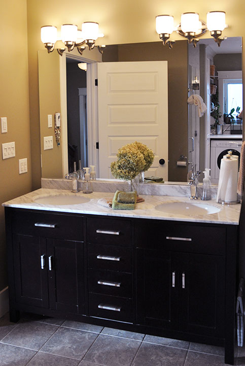 Bathroom Renovations and Cabinets Ontario