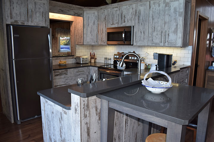 Kitchen Cabinets Countertops and Finishes