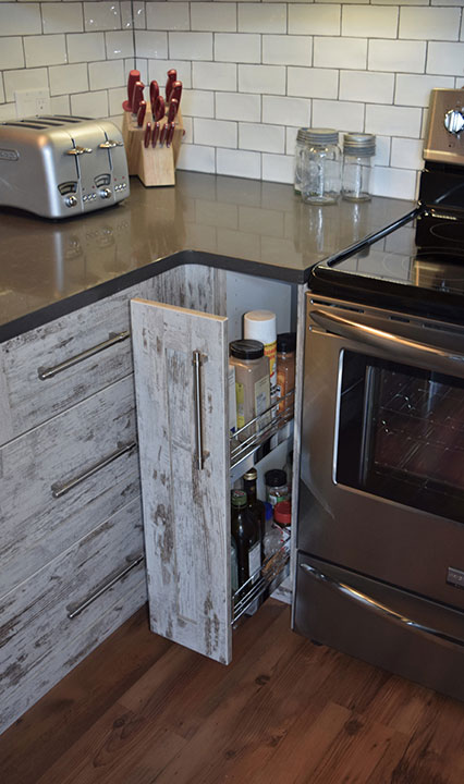 Custom Kitchen Finishes and Coutnertops Port Elgin