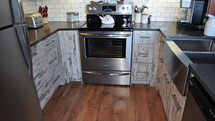Custom Kitchen Finishes and Coutnertops Port Elgin & Southampton