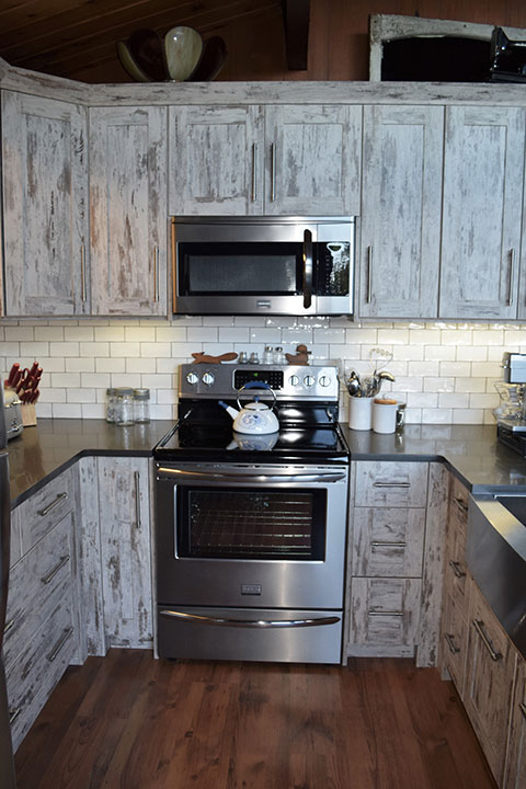 Custom Kitchen Finishes and Cabinets Saugeen Shores