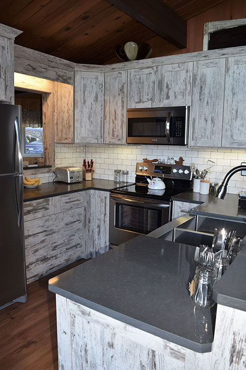 Custom Kitchen Cabinets Finishes and Cabinets