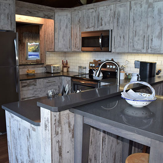 Suageen Shores Custom Cabinets