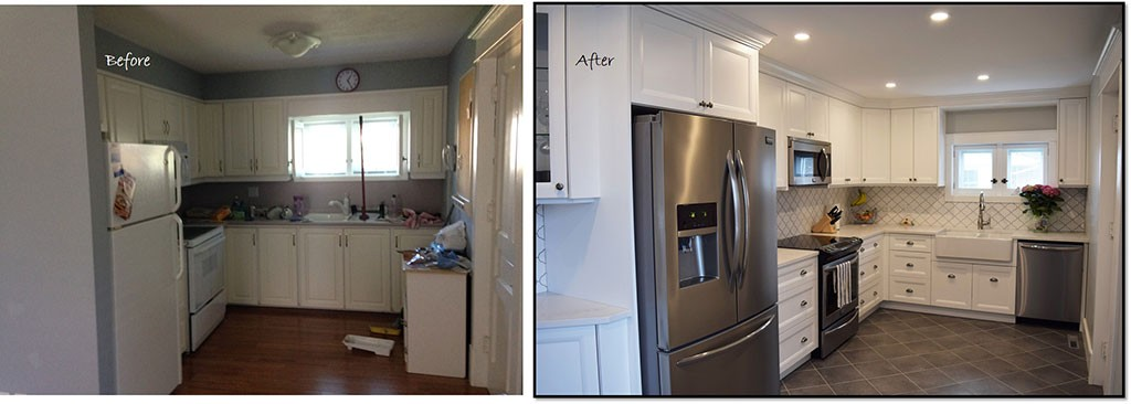Custom Kitchen Cabinets and Kitchen Renovations Ontario