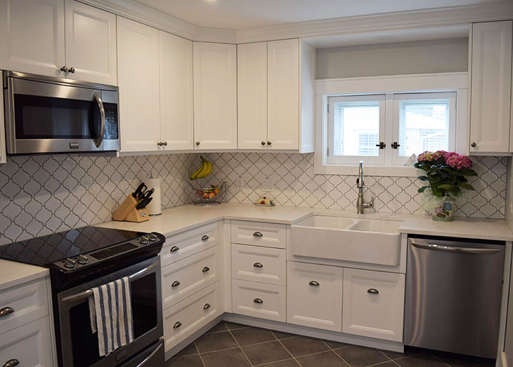 Custom Kitchen Cabinets and Renovations