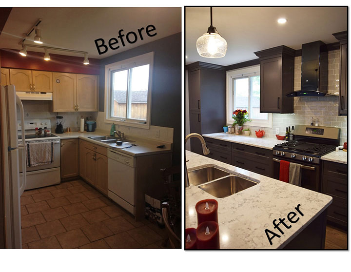 Kitchen Reno Port Elgin