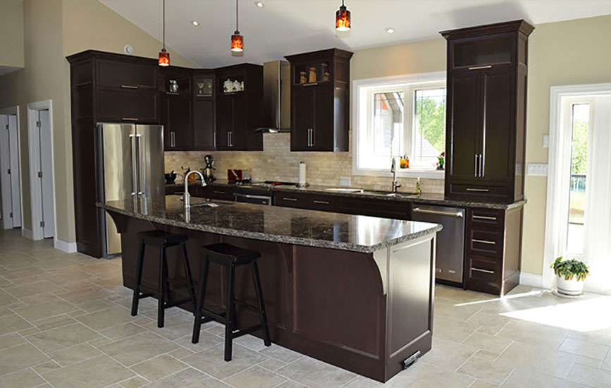 Bruce County Custom Cabinets Kitchens