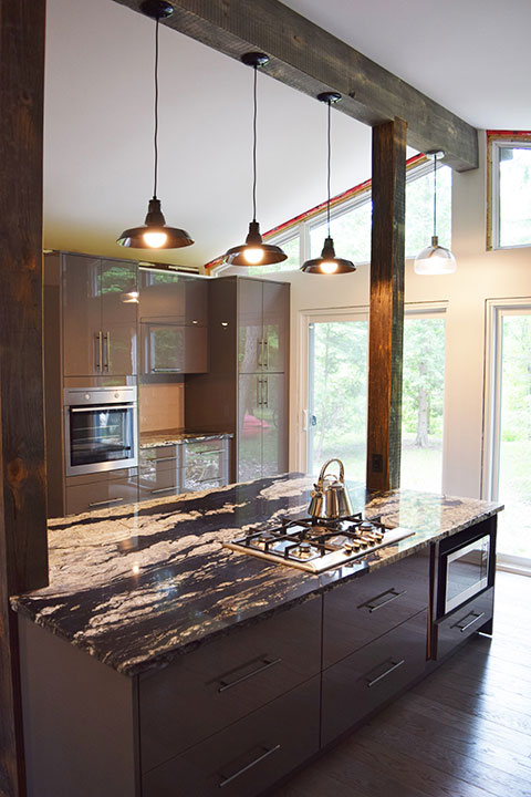 Bruce County Custom Cabinets | Custom Kitchen With ...